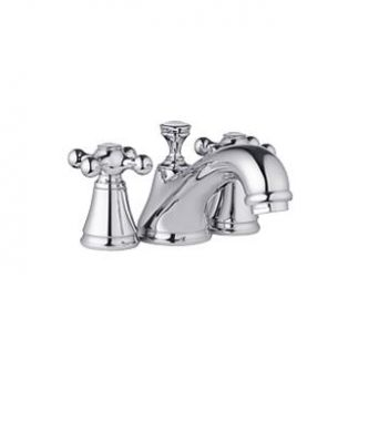 Kaiser blumen seabury llave mini para lavamanos grohe for Precio llave lavamanos